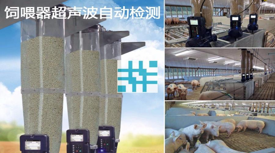 饲喂器超声波自动检测